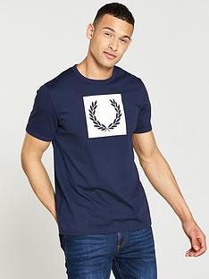 fred-perry-printed-laurel-wreath-t-shirt