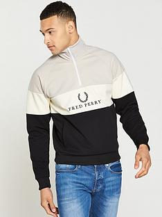 fred-perry-embroidered-panel-sweatshirt