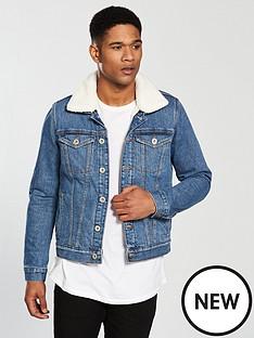 river-island-borg-lined-denim-jacket