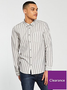 river-island-long-sleeve-double-face-stripe-shirt