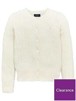ralph-lauren-girls-classic-cable-cardigan-white