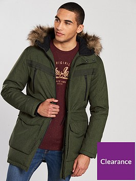 jack-jones-core-earth-parka