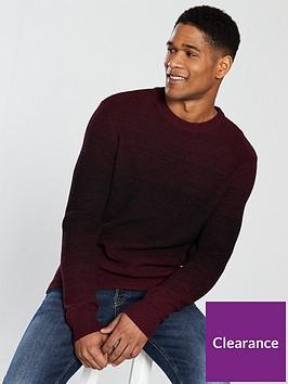 jack-jones-jack-jones-originals-twin-knit-crew-neck-jumper