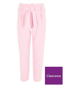 river-island-girls-pink-tie-waist-tapered-trousers