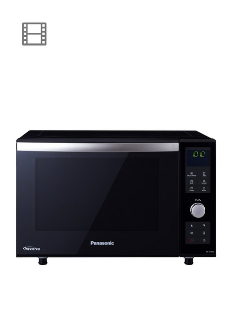 panasonic-23-litre-freestanding-microwave-oven-amp-grill-with-inverter-technology-nn-df386bbpq