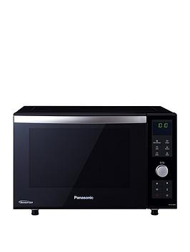 Panasonic   23-Litre Freestanding Microwave, Oven &Amp; Grill With Inverter Technology Nn-Df386Bbpq