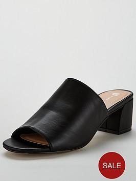 v-by-very-toronto-cross-strap-low-block-mule-black