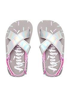 animal-younger-girls-metallic-sandal