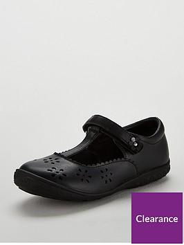 mini-v-by-very-girls-matilda-t-bar-flower-school-shoes-black