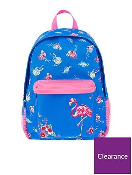 monsoon-flower-flamingo-back-pack