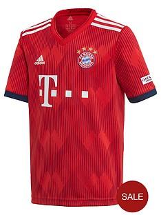 adidas-bayern-munich-youth-home-1819-shirt-red