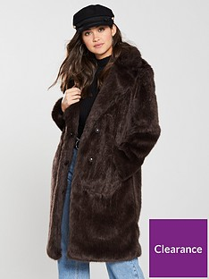 v-by-very-faux-fur-coat--nbspchocolate