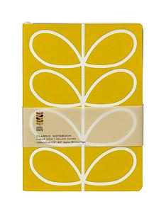 orla-kiely-a5-classic-yellow-stem-notebook
