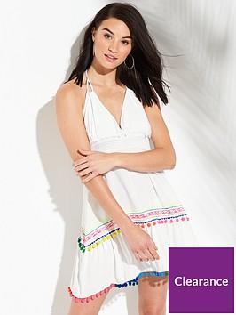 v-by-very-halter-pom-pom-beach-sundress-whitenbsp