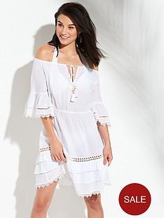v-by-very-off-the-shoulder-ruffle-hem-beach-dress-whitenbsp
