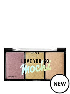 nyx-professional-makeup-love-you-so-mochi-highlighter-palette-lit-life