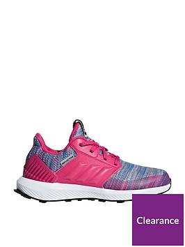 adidas-rapidarun-childrens-trainers-pink