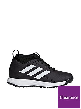 adidas-rapidaturf-street-childrens-trainers-black
