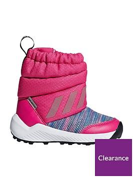 adidas-rapida-snow-infant-trainers