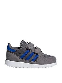 adidas-originals-forestnbspgrove-infant-trainers-greybluenbsp