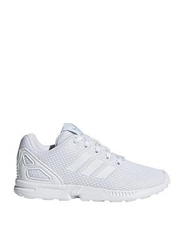 adidas-originals-zx-flux-childrens-trainernbsp--white