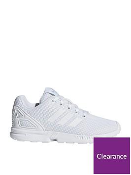 adidas-originals-zx-flux-childrens-trainernbsp--white
