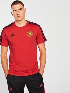 adidas-manchester-united-3-stripe-tee