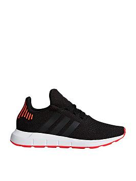 adidas-originals-swift-run-junior-trainer-blackorangenbsp