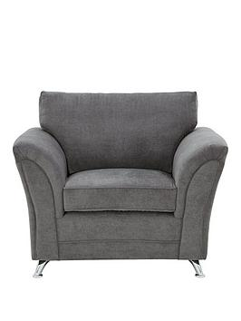 Very Dury Fabric Armchair Picture