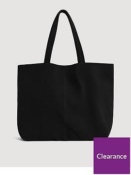 mango-sofia-suede-shopper-bag-black