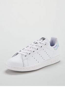 adidas-originals-stan-smith-junior-trainer-whiteiridescentnbsp