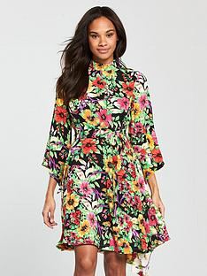 v-by-very-unique-mixed-print-cutoutnbspback-dress