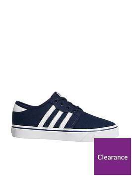 adidas-originals-seeley-childrens-trainer-navynbsp