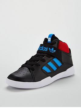 adidas-originals-vrx-mid-childrens-trainer-blackbluerednbsp