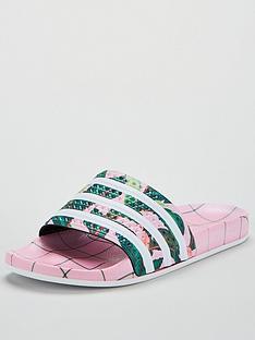 adidas-originals-adilette-slider-whitepinknbsp