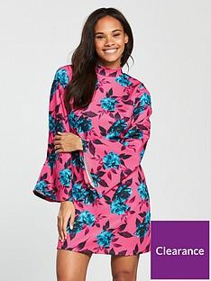 v-by-very-unique-printed-scuba-dress