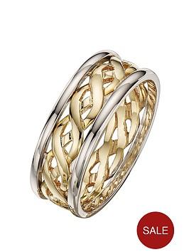 love-gold-9-carat-2-colour-gold-celtic-wedding-band-6mm