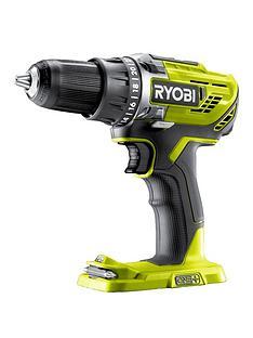 ryobi-r18dd3-0-18v-one-cordless-compact-drill-driver-bare-tool