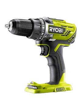 ryobi-r18dd3-0-18v-one-cordless-compact-drill-driver-bare-tool