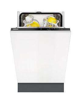 zanussi-zdv12004fanbspintegrated-9-placel-45-cm-wide-slimline-dishwasher