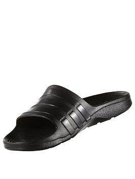 adidas-duramo-sliders-black