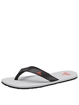 adidas-eezaynbspflip-flops-greyblack