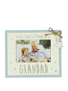 love-life-mdf-photo-frame-6-x-4-promoted-to-grandad