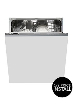 hotpoint-ltf8b019uknbsp13-placenbspfull-size-integrated-dishwasher-with-optional-installation-graphite