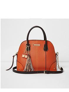 river-island-top-handle-medium-kettle-bag-orange
