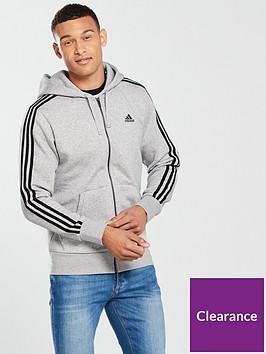 adidas-essential-3snbspfull-zipnbsphoodie