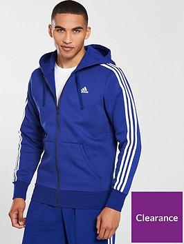 adidas-essential-3s-full-zipnbsphoodie