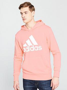 adidas-essential-linear-overhead-hoodie