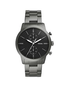 fossil-fossil-mens-chronograph-watch-grey-tone-braclet-black-dial