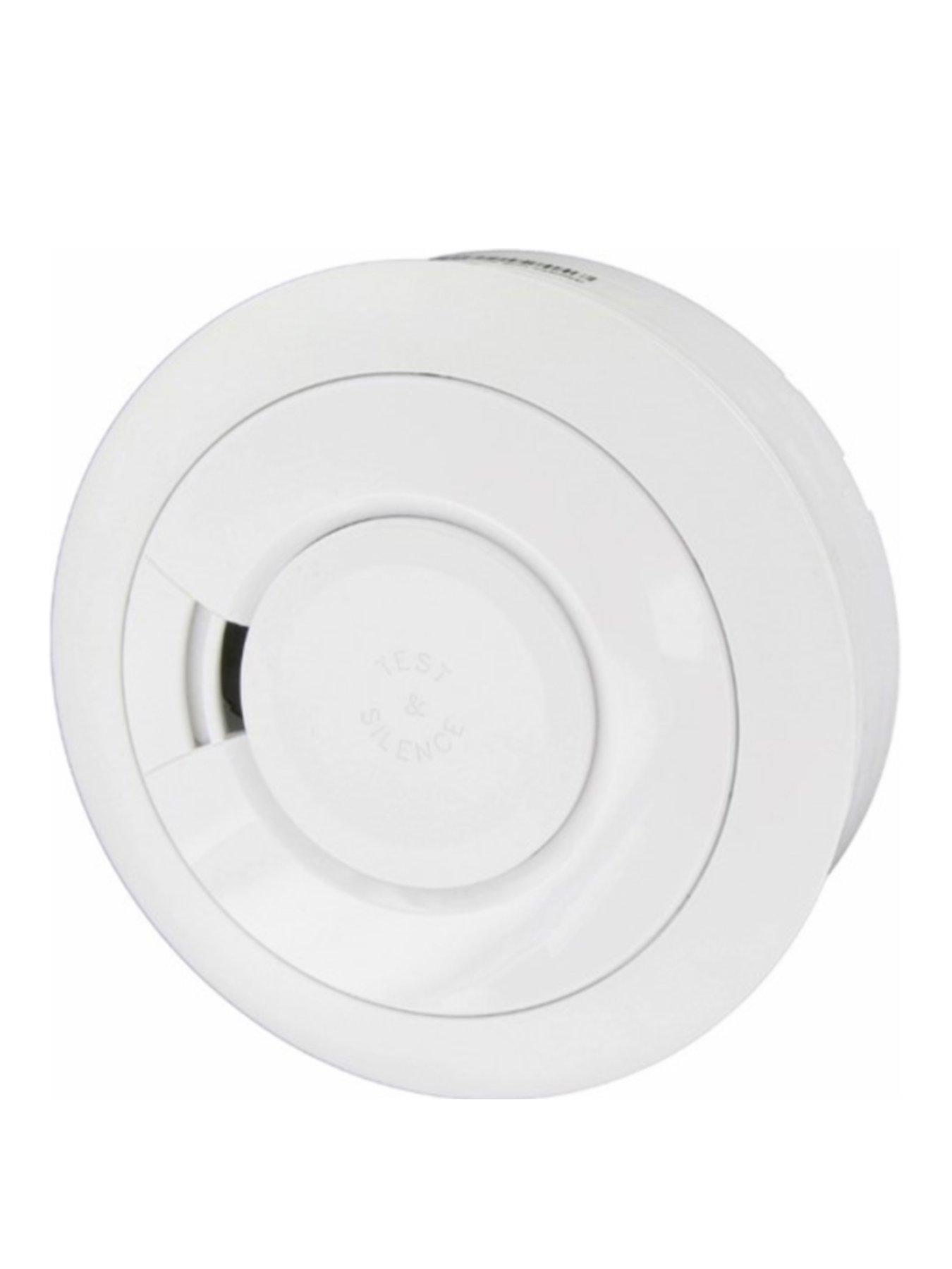 Compare prices for Honeywell Smart Security Optical Smoke Detector